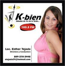 """""""K-bien"""", pero con Esther"""