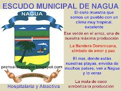 ESCUDO MUNICIPAL NAGUA