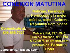 CONEXION MATUTINA