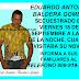 Policía analiza datos sobre el secuestro de Eduardo Antonio Baldera