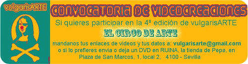 convocatoria de videos vulgares