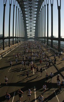 Maratón de Sidney