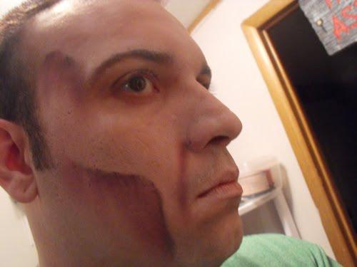 zombie pikachu makeup