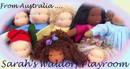 Sarah's Waldorf Playroom