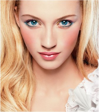 hair color for pale skin green eyes. dark curly hair green eyes