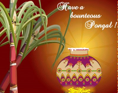 Wish U All Happy And Properous Pongal!!!!!!!! May the Sun God gives U all