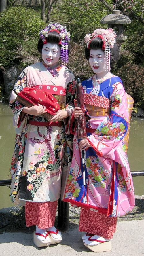 Gypsy scholar women of the knight for Traditionelles japan
