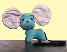 blue mouse