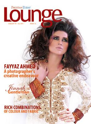 pakistan today lounge magazine january 2011