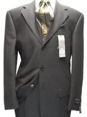 Joseph Letzelter black suit