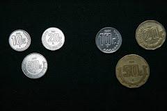 Diferencias Entre las Nuevas y Viejas Monedas