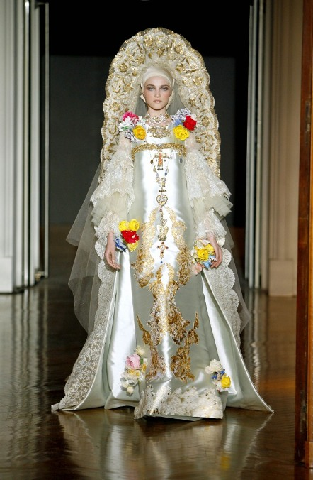 High fashion fashion design for Couture clothing
