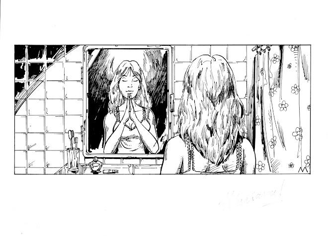 storyboard cortometraje - director carlos mario urrea