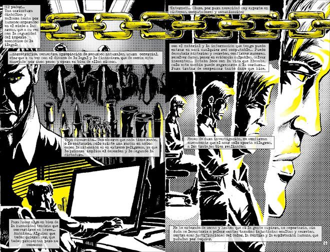 el pacificador comic - kreusa comics