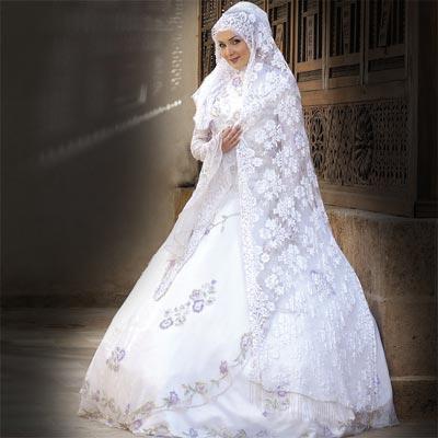 Turkish Wedding Dress 32 Lovely Islamic Dresses with Hijab