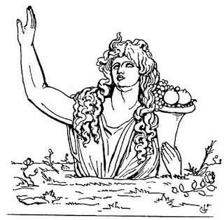 Η Ελληνίς γη και οι Έλληνες άνθρωποι.