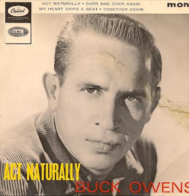 Buck Owens And His Buckaroos - Happy Times Are Here Again - Sweet Rosie Jones