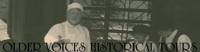 Older Voices Historical Tours
