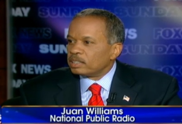 Brit Hume Hammers Juan Williams for Saying Eric Holder's the 'Exact Right Person' to Probe His Own Department