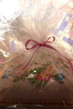 La maravillosa torta galesa de Marcela Quinteros
