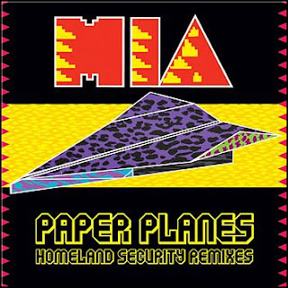 MIA - Paper Planes  (Slumdog Millionaire Soundtrack