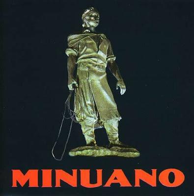 capa do álbum Minuano dos EngHaw - 1996
