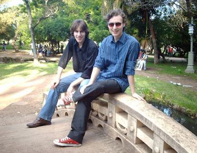 Diego e Ozyrys