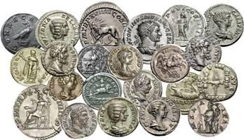 Les monnaies de Septime Sévère et sa famille by septimus