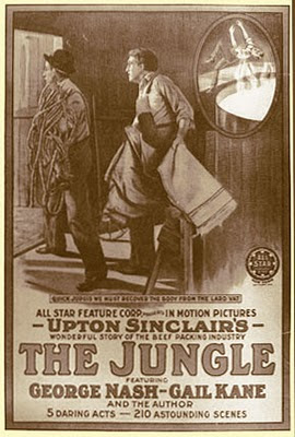 muckraking in the novel the jungle by upton sinclair The jungle by upton sinclair usecom%252fimages%252fs_3%252fthe_jungle_upton_sinclair_c2fbf6443e8c7cc72a60jpg novel is a piece of muckraking.