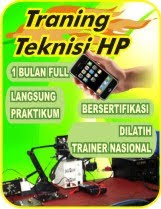 Training Teknisi HP