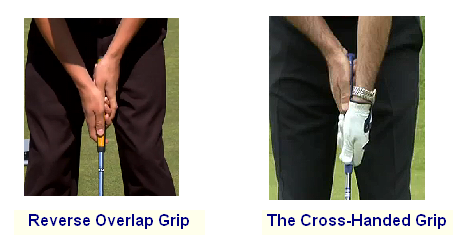 Most Widely Used Grip On Pga Tour