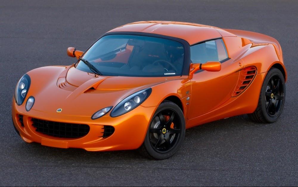 Auto Show Lotus Elise