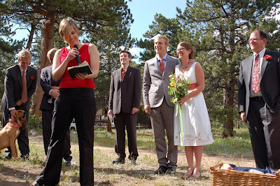 One Of The Most Important Things Matt And I Did To Reconnect With Real Purpose Weddings Was Write Our Ceremony From Scratch