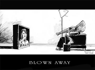 Sarah Palin Political Cartoons
