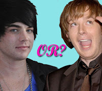 Adam Lambert Trashed By Clay Aiken.