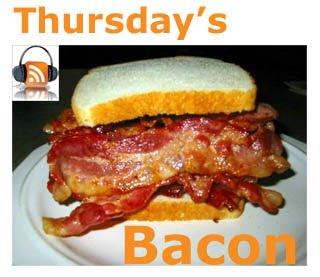 Thursday's Bacon Podcast, Talent Network News, Frank Murgia, David Sedlmeier
