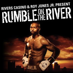 Rivers Casino Roy Jones Rumble on the River Boxing Pittsburgh, Talent Network News,