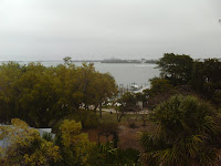 A view of Useppa Island from Cabbage Key