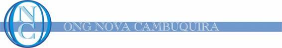 ONG Nova Cambuquira