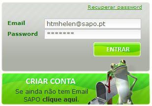 E-mail Sapo 2