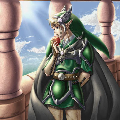 Link da Zelda
