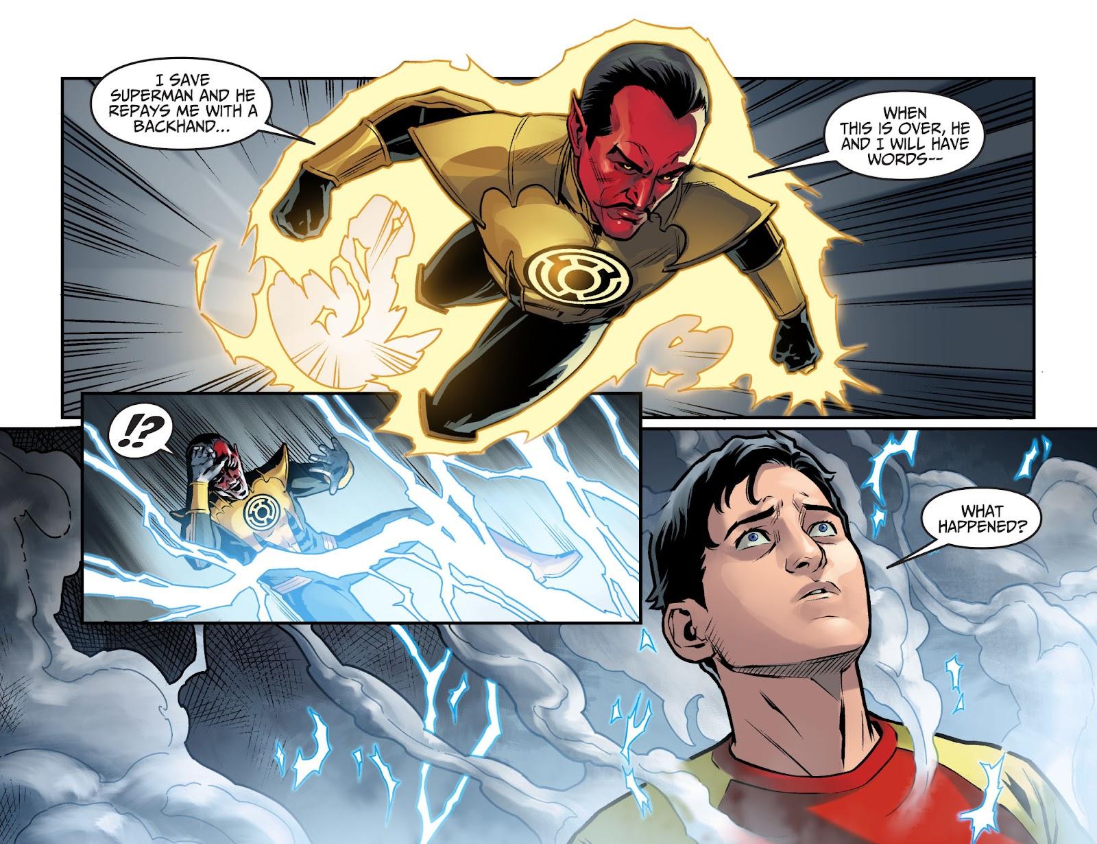Injustice: Gods Among Us Year Four Issue #15 #16 - English 5