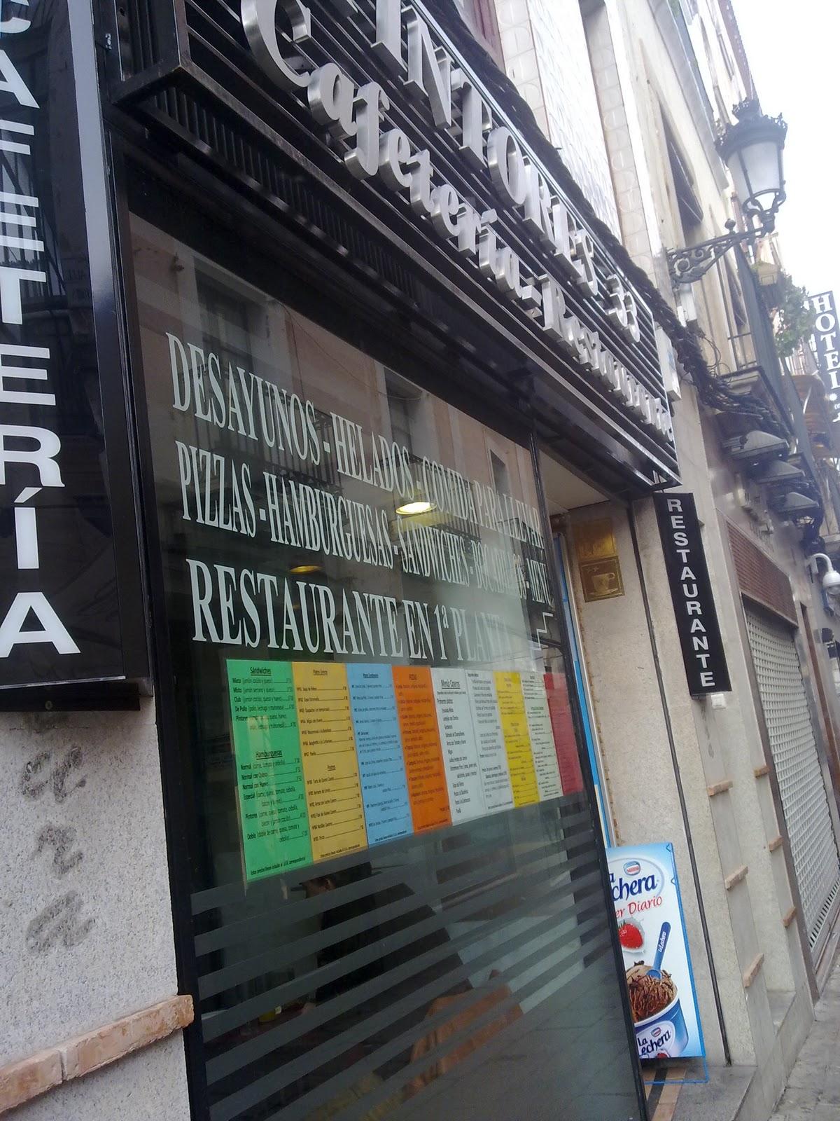 Turismo en c ceres restaurante pintores 33 c ceres - Pintores en caceres ...