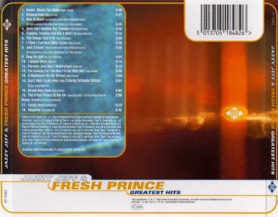 Dj Jazzy Jeff & The Fresh Prince - DJ Jazzy Jeff & The Fresh Prince: Greatest Hits