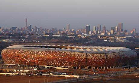 Soccer City South Africa