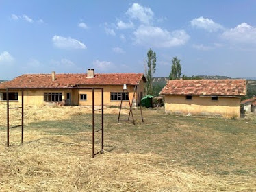 ilkokul 3.sınıfı okuduğum köy okulu