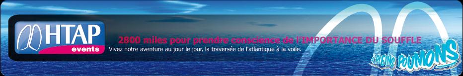 Cap Outremer : la transatlantique avec HTAP