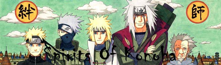 :: Naruto - A Verdadeira História ::