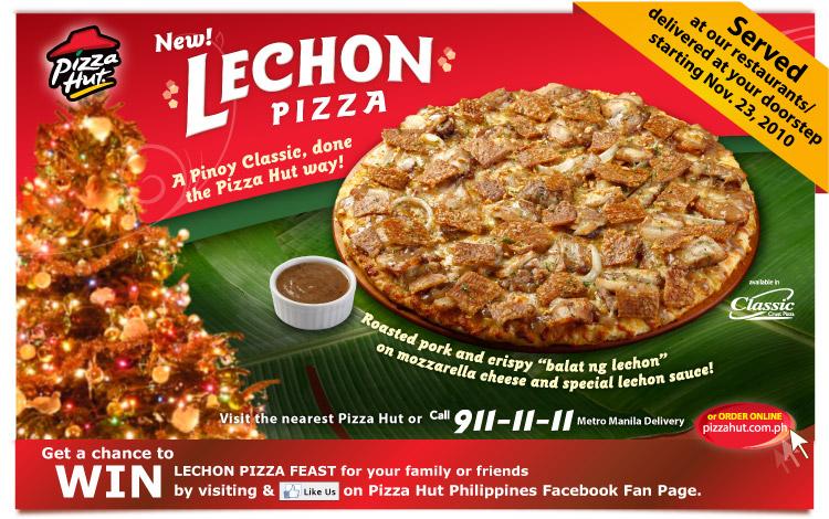 pizza hut philippines