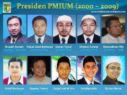 Presiden PMIUM 2000-2009